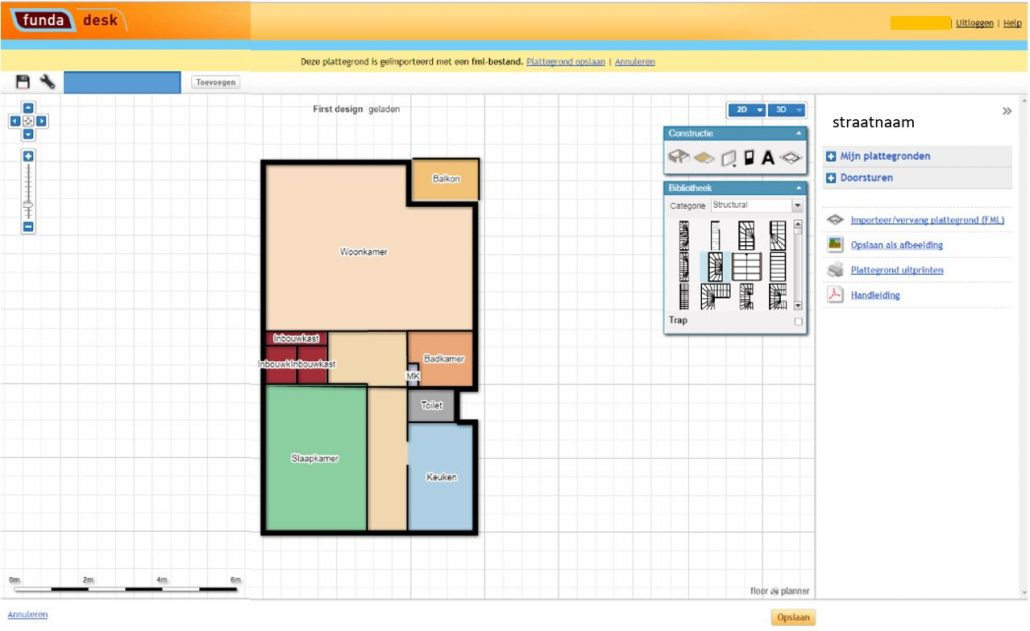 Fundadesk-Floorplanner