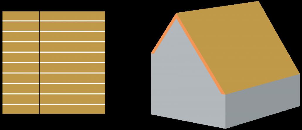 inhoud-berekenen-doorgeschoten-dak
