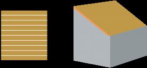 inhoud-berekenen-lessenaarsdak