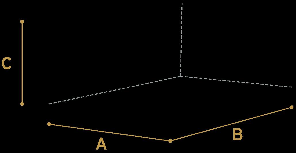 m3-berekenen-lessenaarsdak