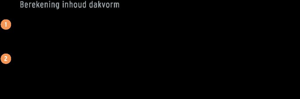 formule-inhoud-berekenen-mansardedak-2-zijdig