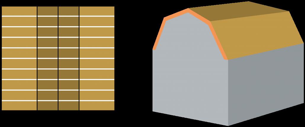 inhoud-berekenen-mansardedak-2-zijdig
