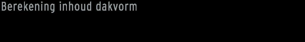 inhoud-berekenen-piramidekap