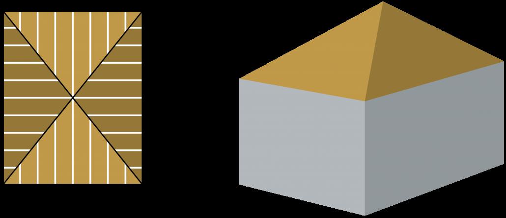 inhoud-berekenen-piramidedak