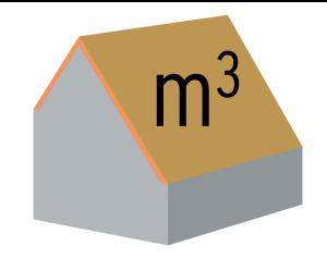 blog-m3-uitrekenen-dak