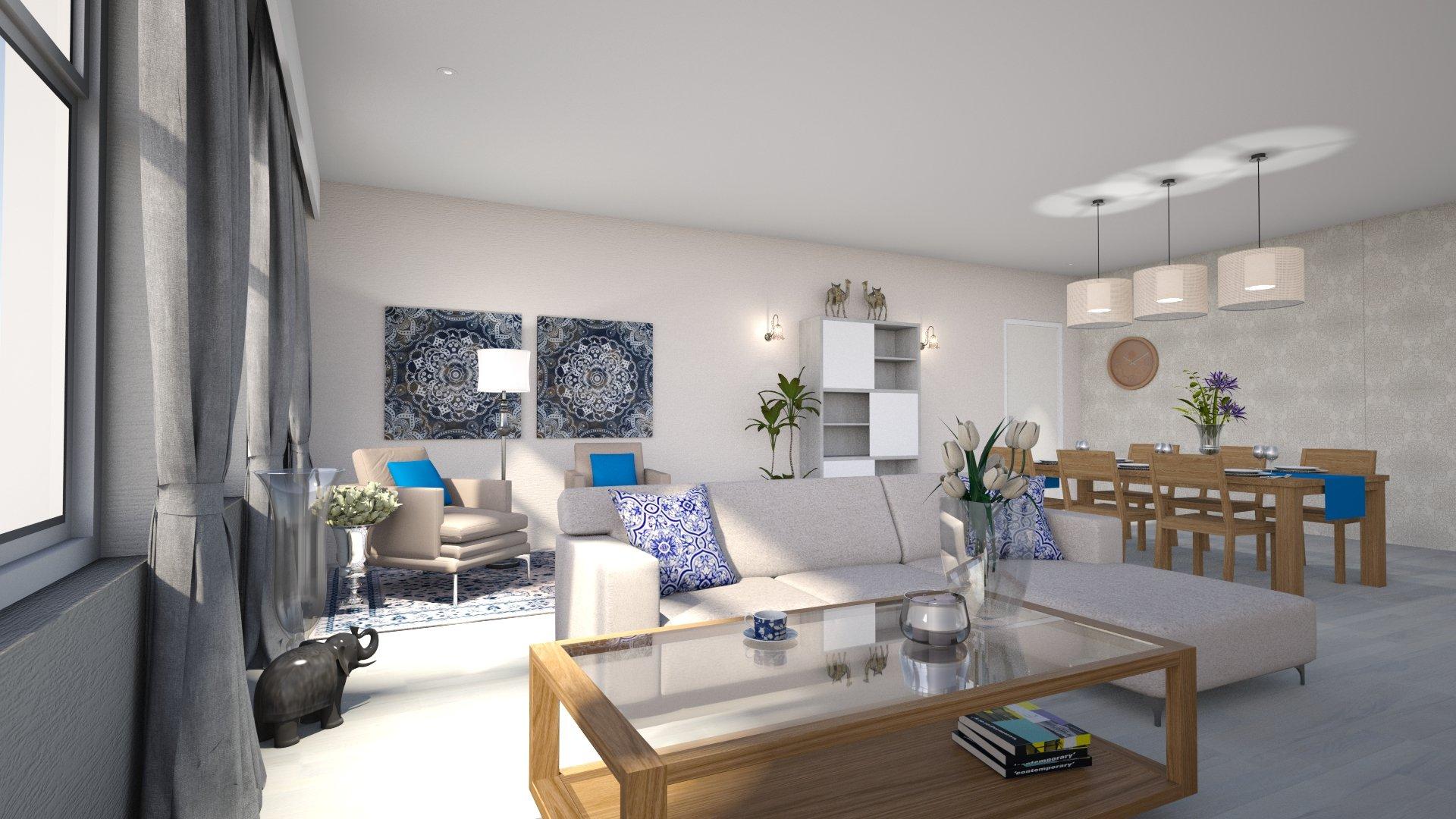 3D render floorplanner